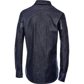 Protective P-Aight Tectron Longsleeve Shirt Herren deep blue